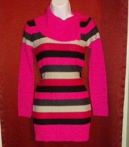 💜 Player Gold pink sweater
